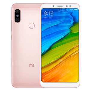 Xiaomi Redmi Note 5 4G Phablet International Version - ROSE GOLD ONLY за 139,99$