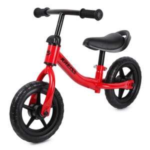 Детский 2-х колесный беговел Kreiss, 10 дюймов