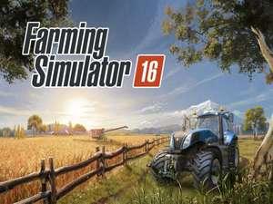 [iOS, PC] Farming Simulator 16