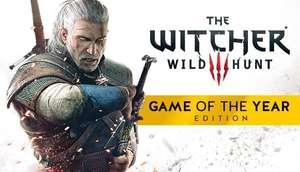The Witcher 3: Wild Hunt — GOTY