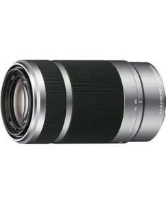 Объектив Sony 55-210 mm F/4.5-6.3, Silver для Nex