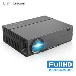 Full HD проектор T26L обновленная версия T26R Light Unicorn