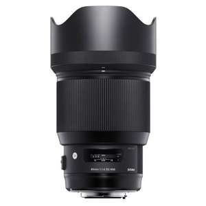 Объектив камеры SIGMA 85мм F1.4 DG HSM