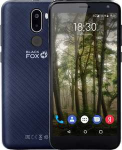 Смартфон с NFC Black Fox BMM 543D (2\16) Google pay