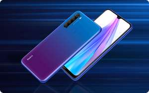Смартфон Redmi Note 8T 64GB (Blue/Grey)