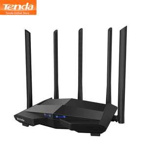 Роутер Tenda AC11 (2.4/5 ГГц, 6 dBi, 1 Гбит/с)