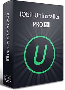 IObit Uninstaller Pro 9.6 – бесплатная лицензия