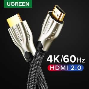 Кабель Ugreen HDMI/HDMI 2.0 4К
