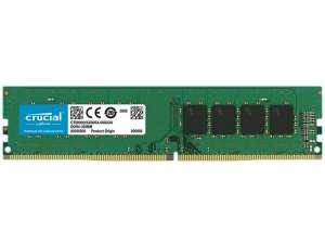 [Цена зависит от города] Память оперативная DDR4 8Gb Crucial 2666MHz CT8G4DFS8266
