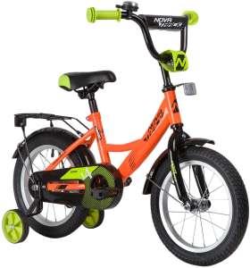 """Детский велосипед Novatrack Vector 14"""" (возраст ребенка: 3+)"""
