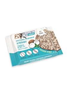 ProteinRex Хлебцы протеино-злаковые (кокосовый крамбл), 12 шт х 55 г