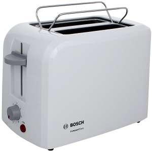 [не везде] Тостер Bosch TAT3A011 (красный за 1430 ₽)