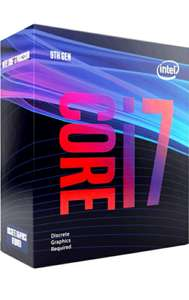 [Не везде] Процессор Intel Core i7 - 9700F BOX без кулера, BX80684I79700F