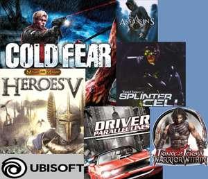 [PC] Cold Fear и еще 5 игр в описании