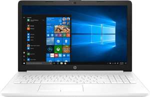 "Ноутбук HP 15-da0518ur 15.6"", Intel Celeron N4000 1.1ГГц, 4ГБ, 128ГБ SSD,"