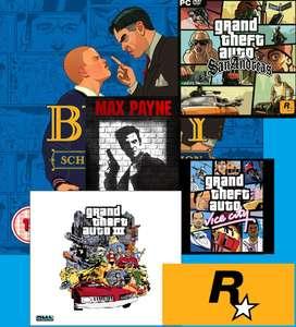 [PC] Подборка игр (напр. Max Payne)