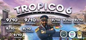 [PC] Tropico 6 - бесплатные выходные в Steam