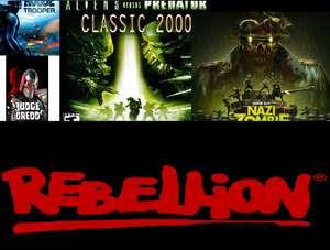 [PC] Подборка игр (напр. Aliens versus Predator Classic 2000)