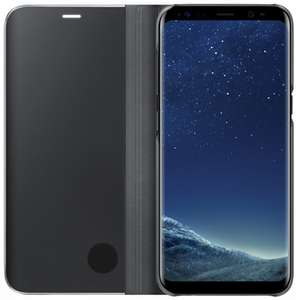 Чехол-книжка Samsung Clear View S8 Black