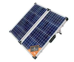 Солнечная панель кемпинговая Woodland Sun House 60W