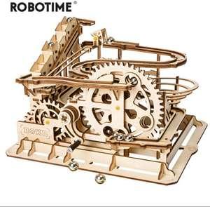 Конструктор из фанеры Robotime.