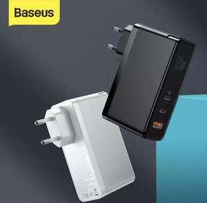 Зарядка на 120W на основе GaN и SiC от Baseus