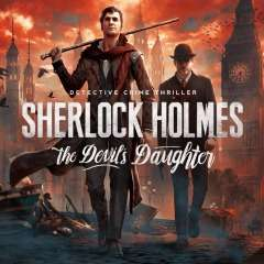[PS4] Sherlock Holmes: The Devil's Daughter (PS Plus)