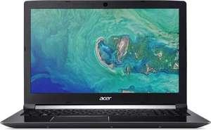 Ноутбук Acer Aspire 7 на Ryzen 5 и GTX 1650 Ti