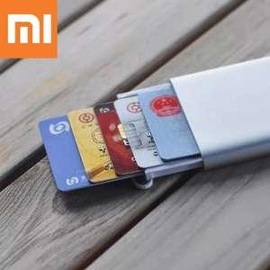 Кейс для карточек и визиток Xiaomi MIIIW за $6.9