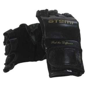 Перчатки ATEMI для mixfight, натуральная кожа