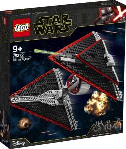 Конструктор LEGO Star Wars Episode IX 75272 Истребитель СИД ситхов