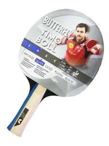 Ракетка для настольного тенниса Timo Boll Butterfly TT для начинающих