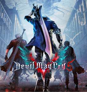 [PS4] Devil May Cry 5 Deluxe Edition (with Red Orbs)