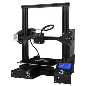 3D принтер Creality3D Ender за $154.9