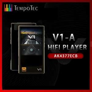 HIFI плеер TempoTec V1-A с поддержкой Bluetooth (цена за 2 шт, либо 1 шт. за 5191 руб.)