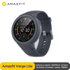 Глобальная версия часов с AMOLED экраном Xiaomi Amazfit Verge Lite