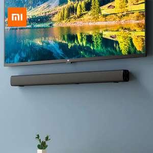 Саундбар Redmi TV Bar Speaker 2.0 (30 Вт, Bluetooth 5.0, EU-адаптер)