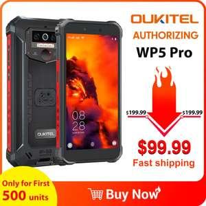 Смартфон OUKITEL WP5 Pro