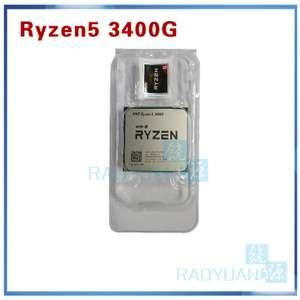 Процессор Ryzen 5 3400G (новый)