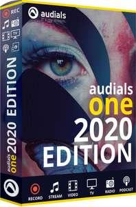 [Windows] Audials One 2020 Edition БЕСПЛАТНО (воспроизведение и запись с любых аудиосервисов)