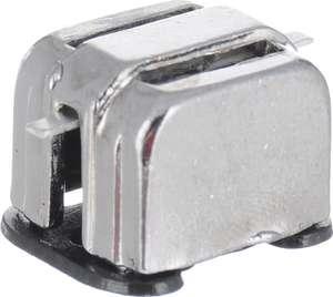 Миниатюра Астра Тостер FM020 - размеры 2,2 х 1,8 х 1,5 см (уцененный товар)