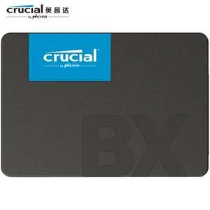 SSD Crucial BX500 Series 480G SATA3 за 55.99$