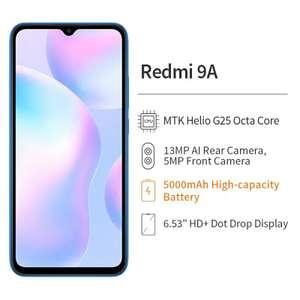 Xiaomi Redmi 9A, Helio G25, 2/32Гб
