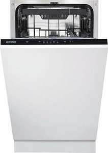 [не везде] Посудомоечная машина узкая GORENJE GV52012 (список городов в описании)