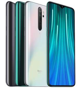 Смартфон Xiaomi Redmi Note 8 Pro 6+128GB (Mineral Grey/Ocean Blue/Forest Green/Pearl White)