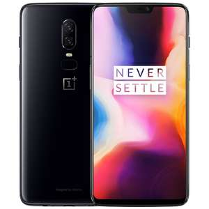 Oneplus 6 6/64 Гб за $360