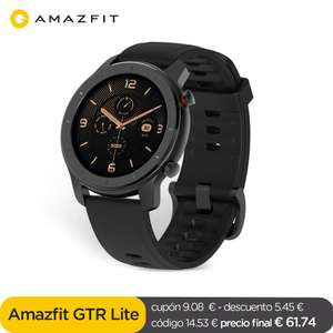 Смарт-часы Amazfit GTR Lite (Global version)