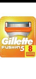 Gillette Сменные Кассеты Fusion5 8шт