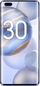 Смартфон Honor 30 Pro+ 8/256GB, серебристый