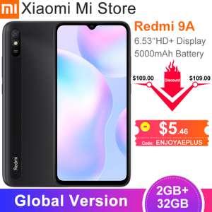 Xiaomi Redmi 9A 2/32ГБ, Глобальная версия